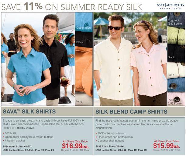 Summer-Ready Silk - Save 11%